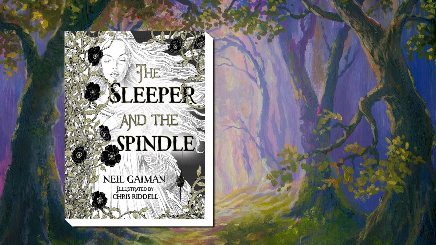 Class book review: The Sleeper and Spindle by Neil Gaiman