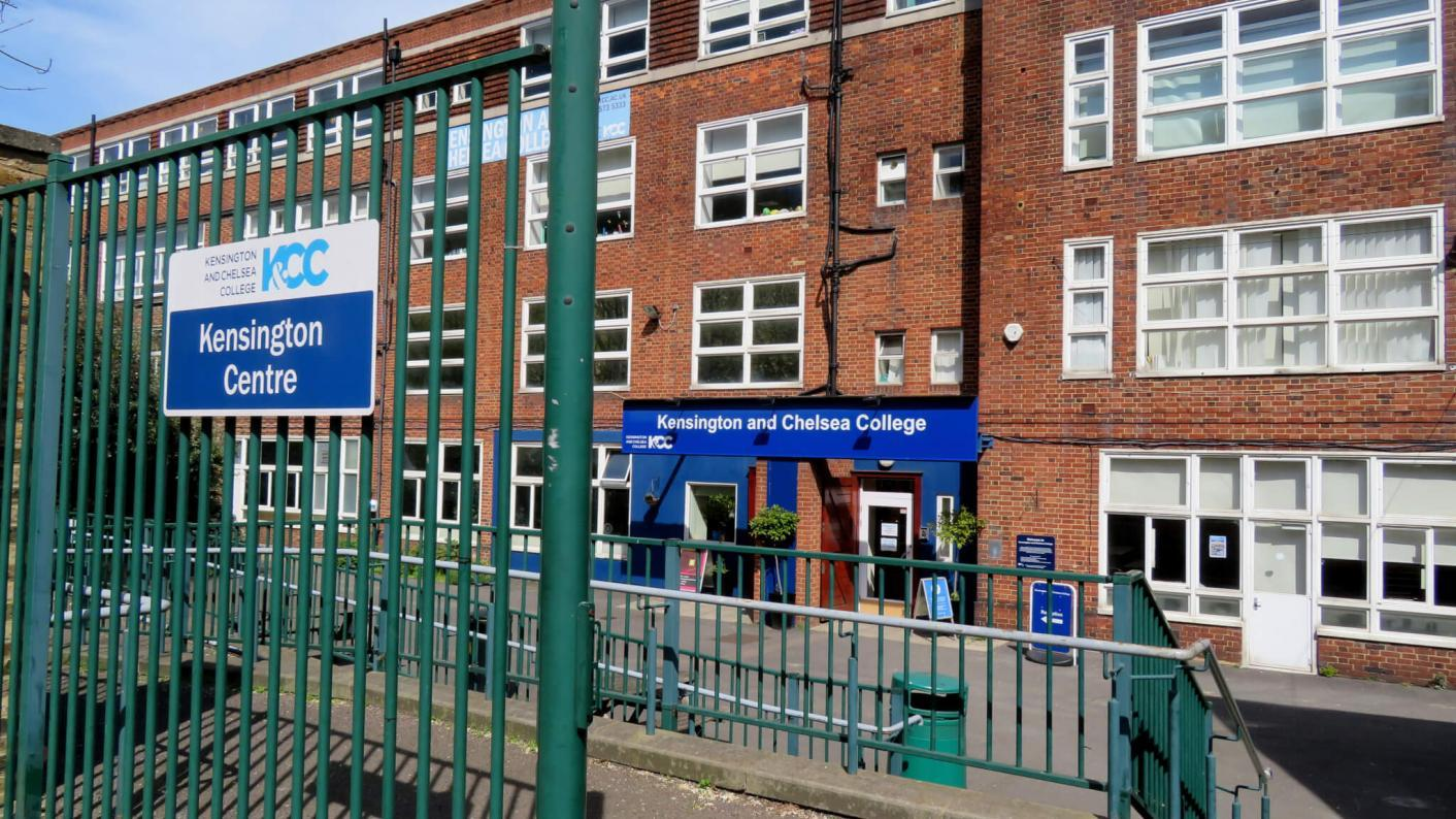 Kensington and Chelsea College will merge with Morley College in February
