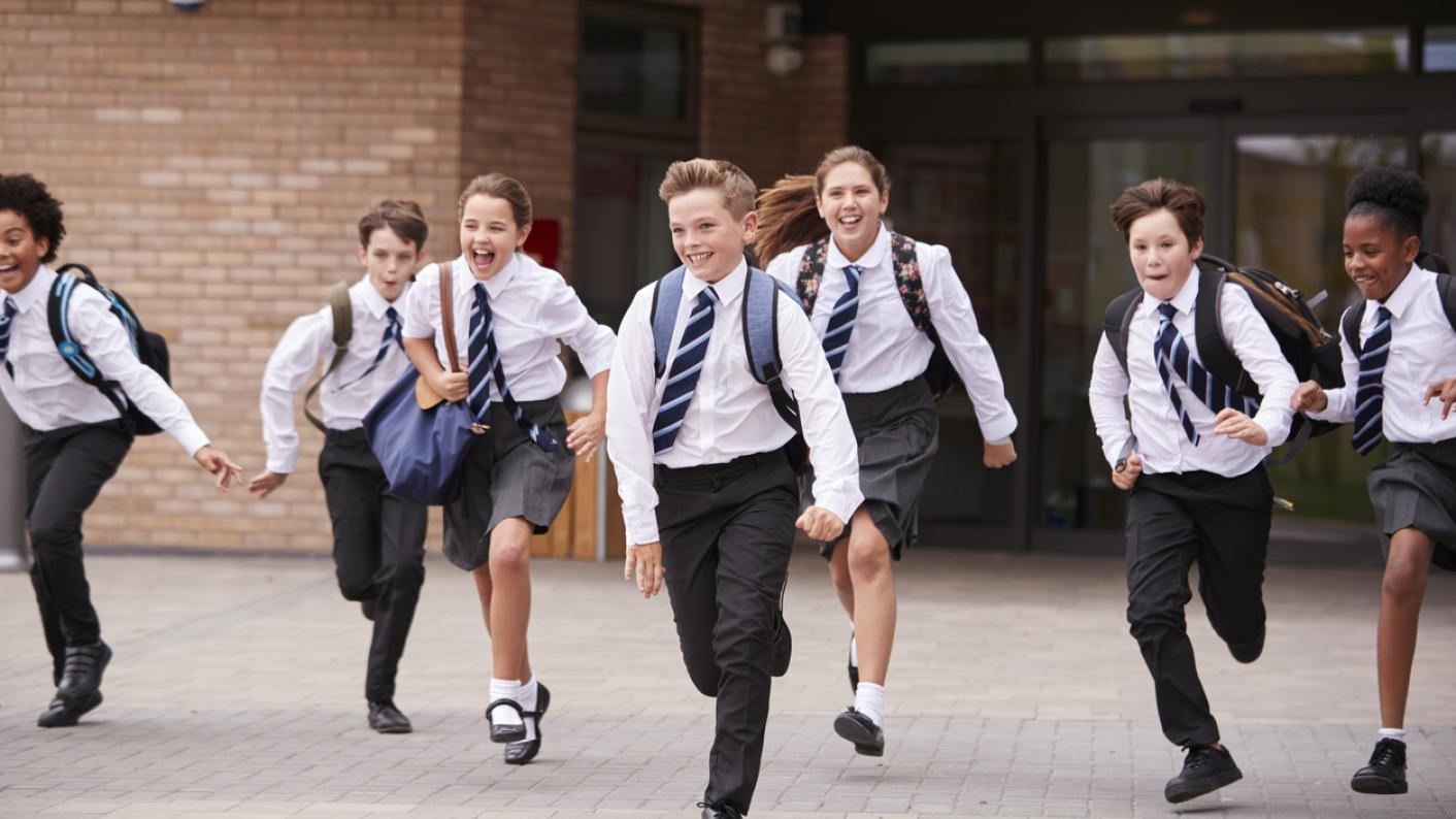 Wellbeing: School pupils are getting shorter break times, according to research