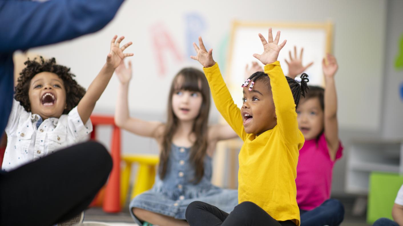 EYFS: the benefits of play in the early years foundation stage