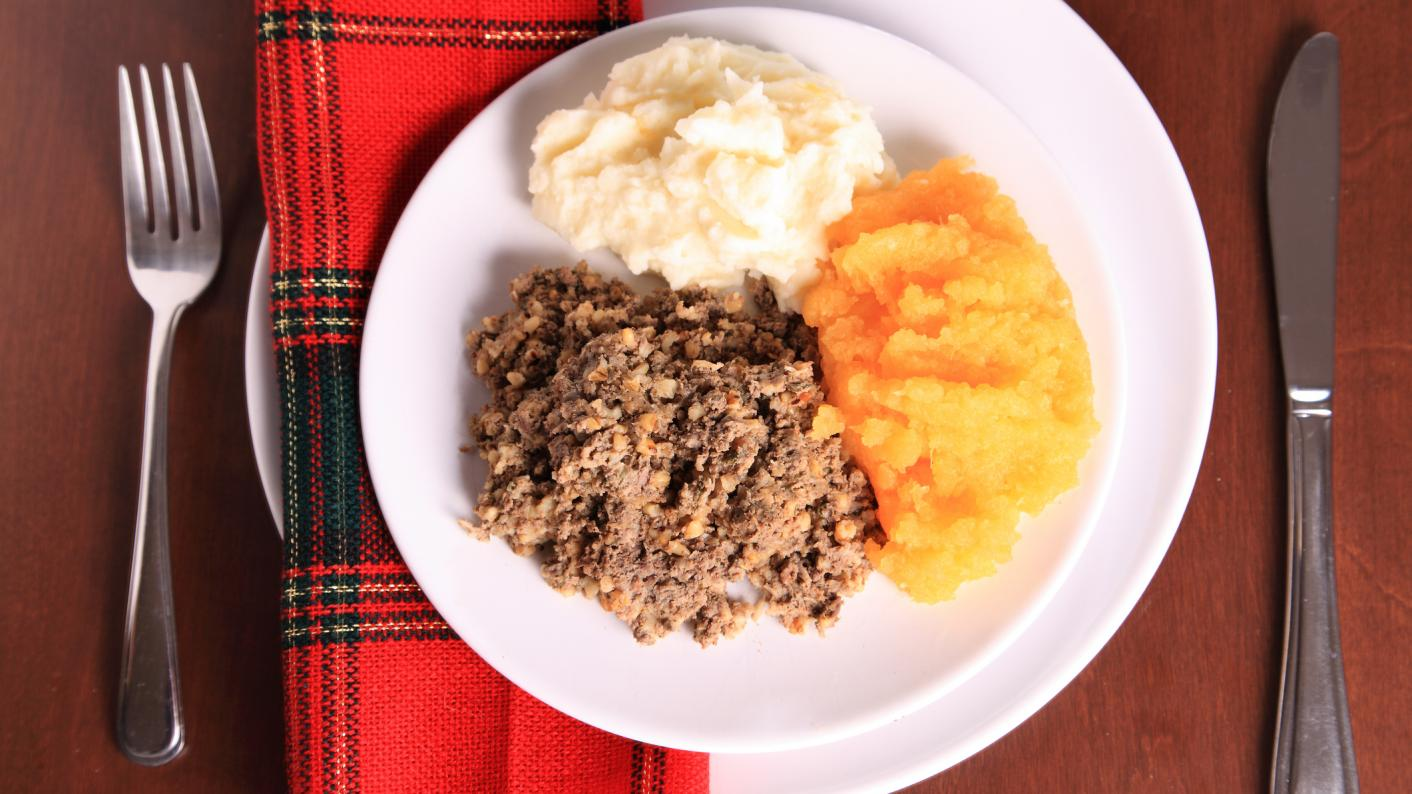 Burns night: If you're hosting a Burns supper in school, you can find vegetarian alternatives to haggis