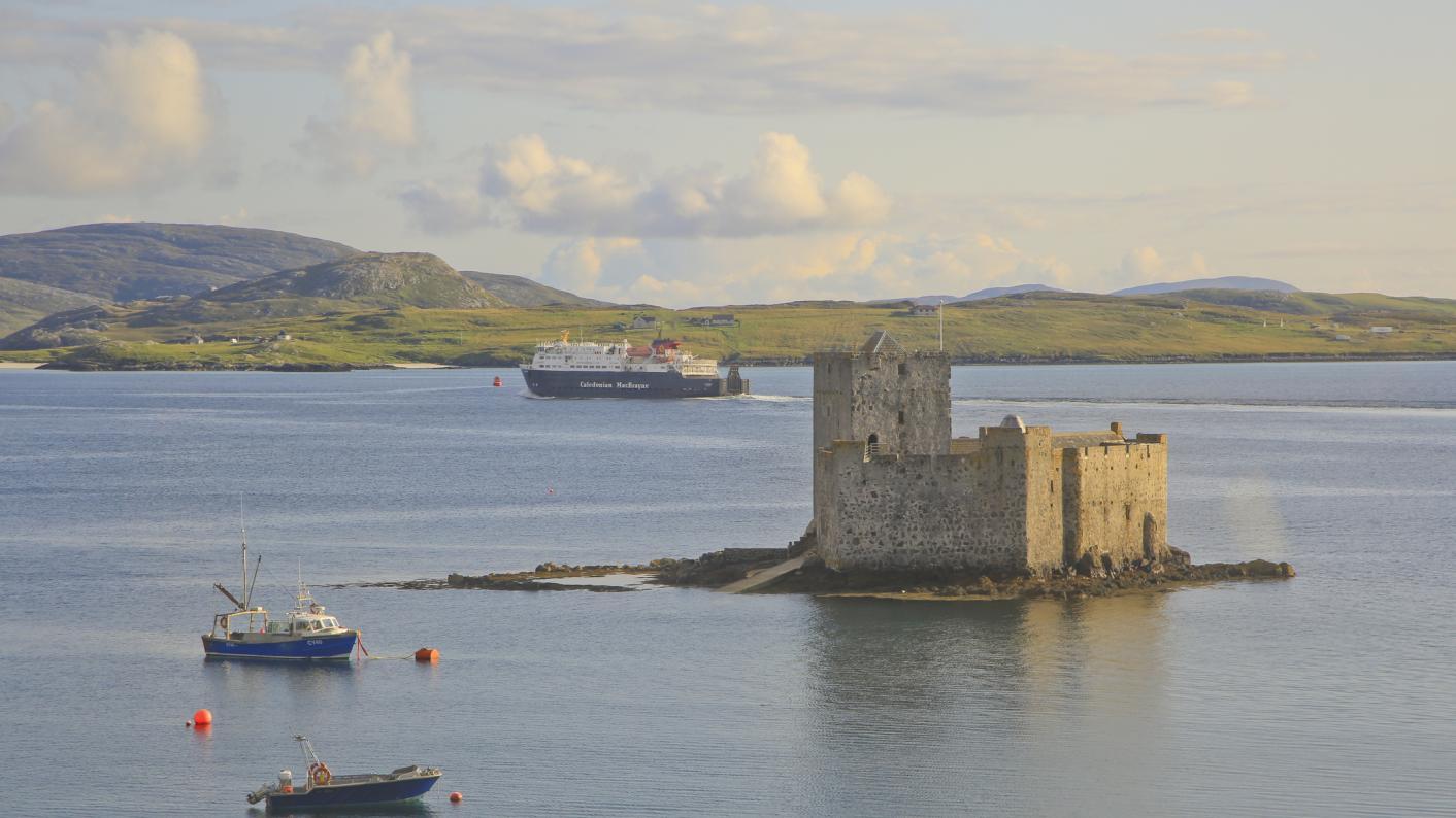 Gaelic becomes default language for island pupils