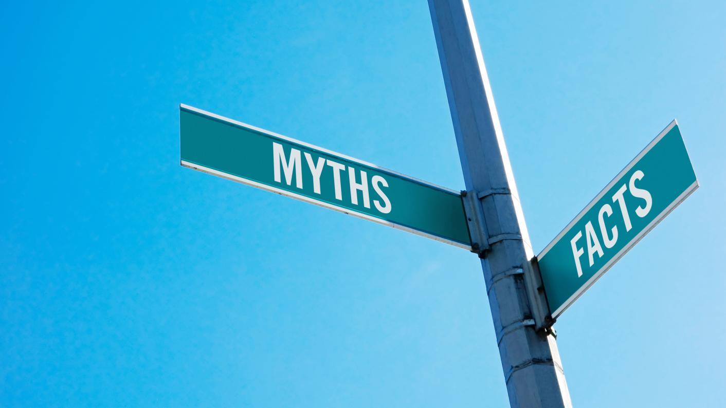 International teaching myths