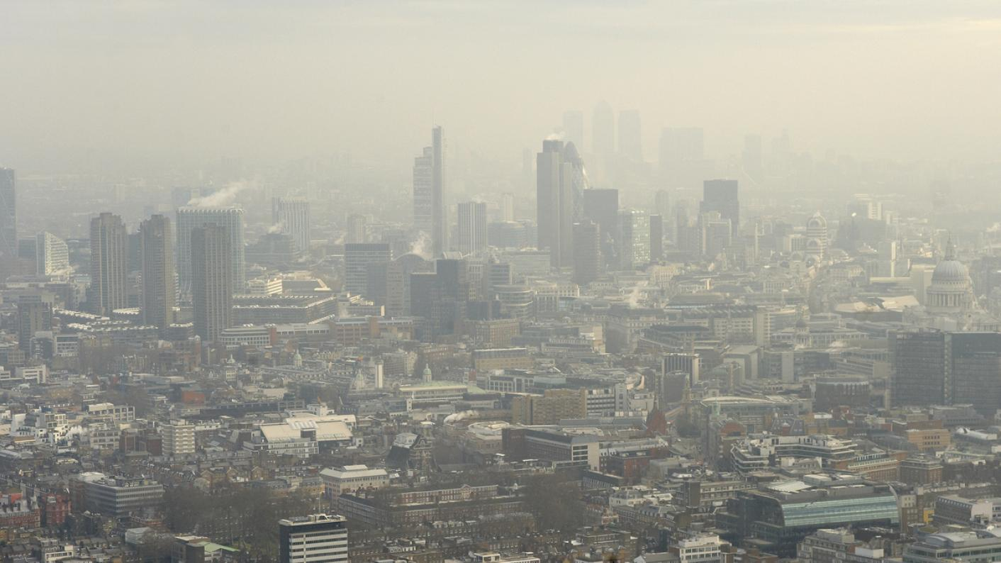 Air pollution: Installing air filters in schools can improve pupils' test scores, research shows
