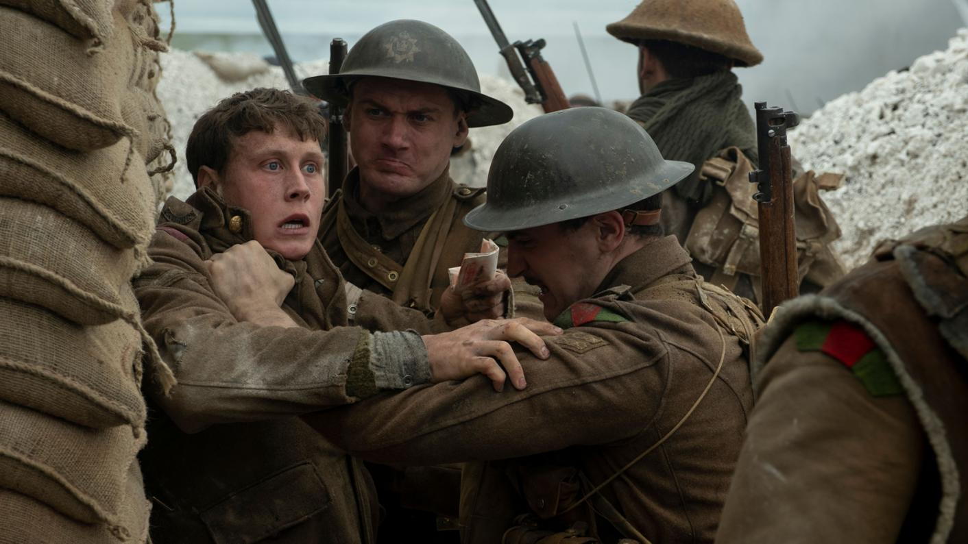 Sam Mendes' film 1917 reminds us that we shouldn't shy away from teaching about the horrors of war, argue two educationalists