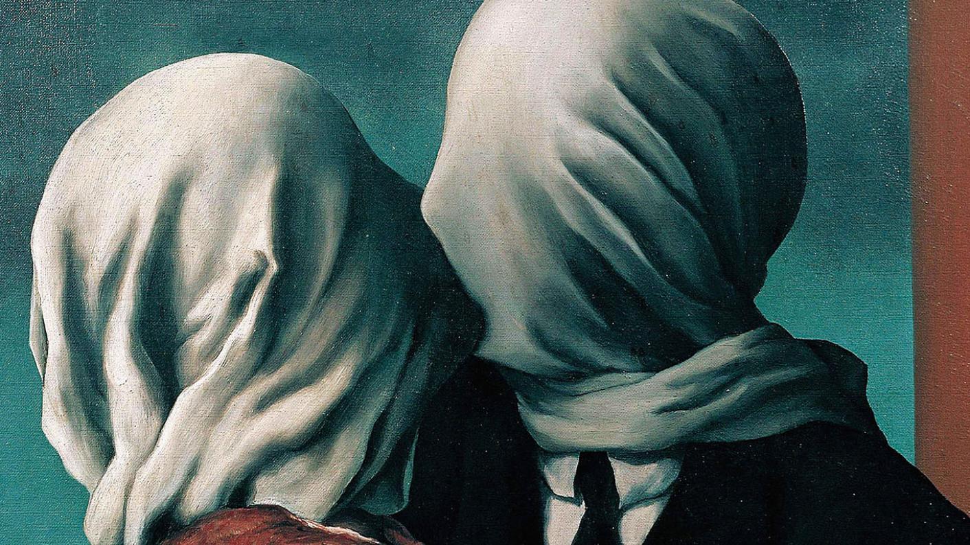 Coronavirus: Magritte (the lovers)