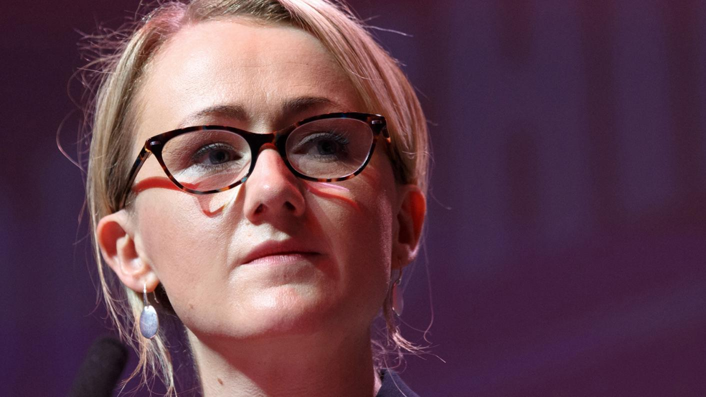 Rebecca Long-Bailey: candidate for Labour leader