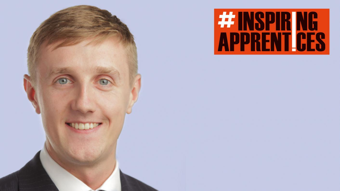 Howard Jackson says his apprenticeship was the best decision he ever made