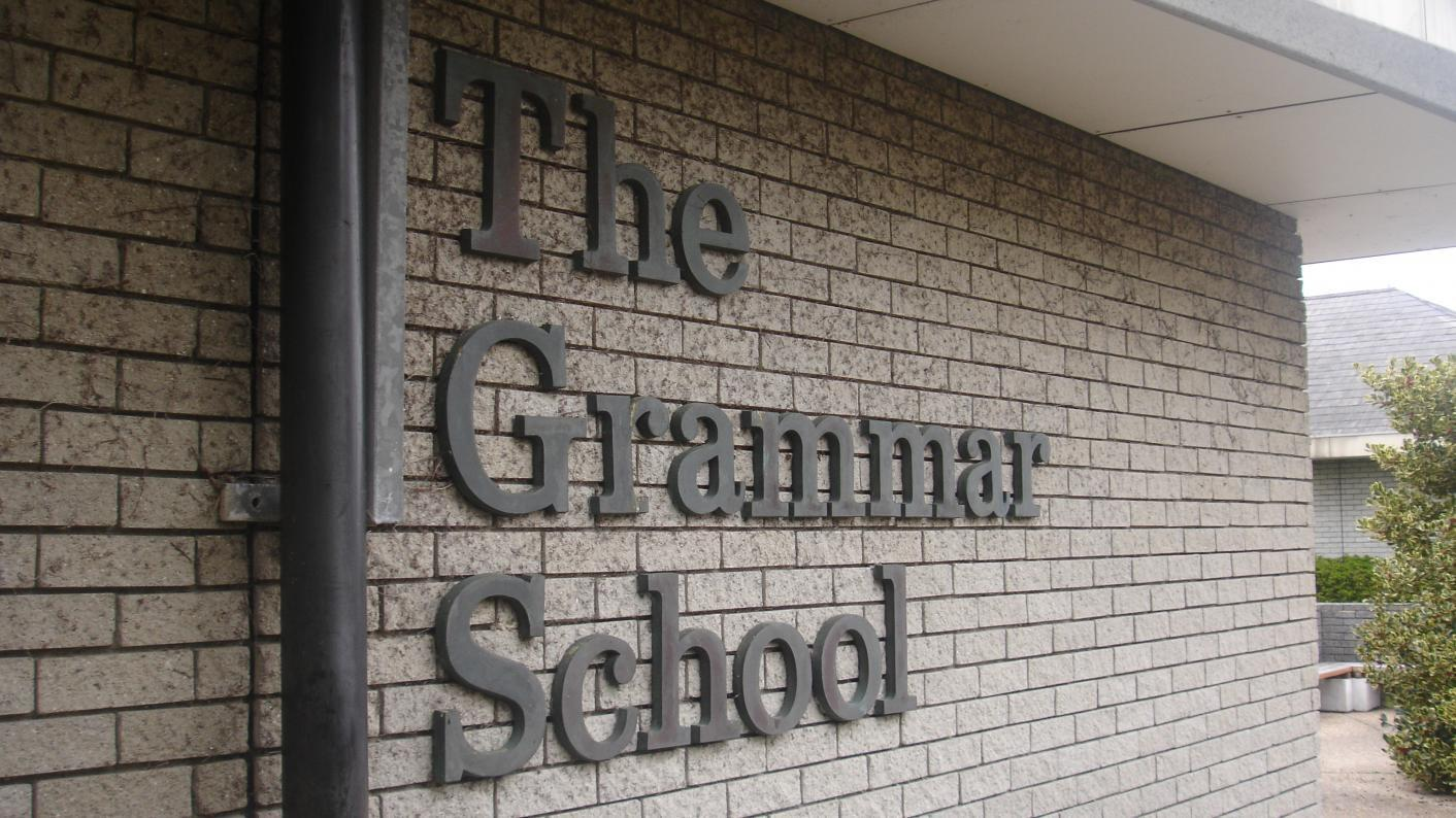 grammar school expansion