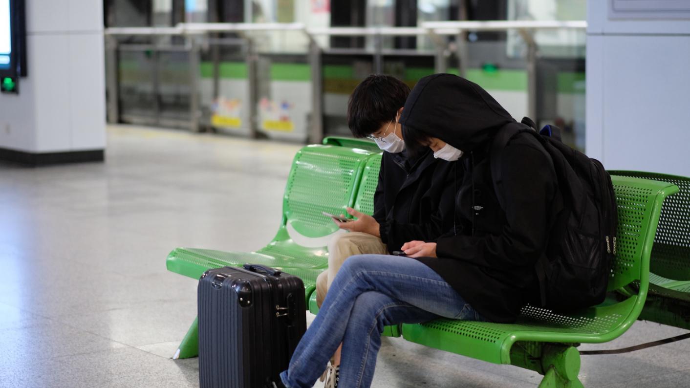containing the coronavirus outbreak: schools urge against travel