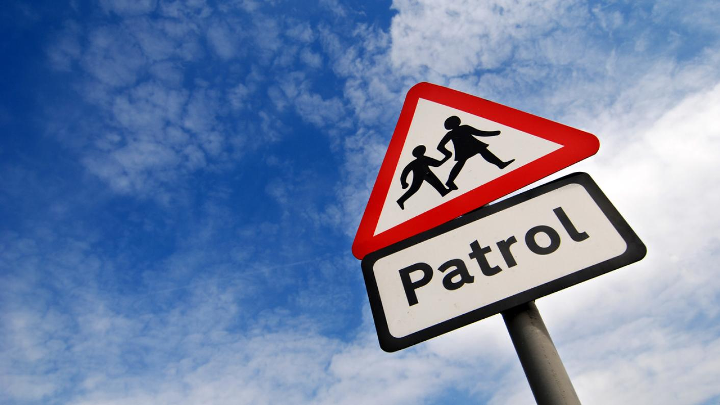 'Lollipop men and women down by more than 2,000'