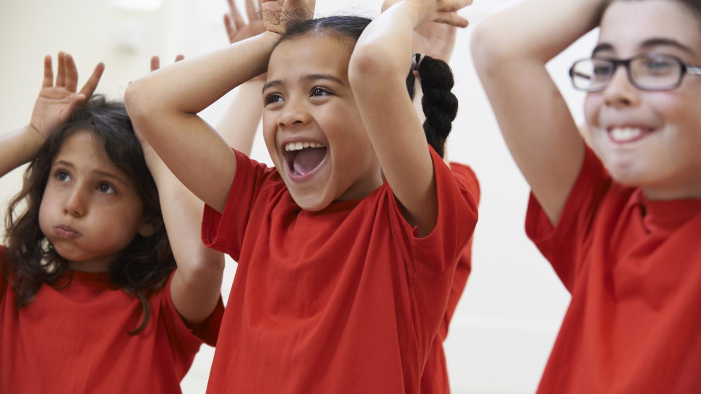 'Teachers: never underestimate the power of having fun'