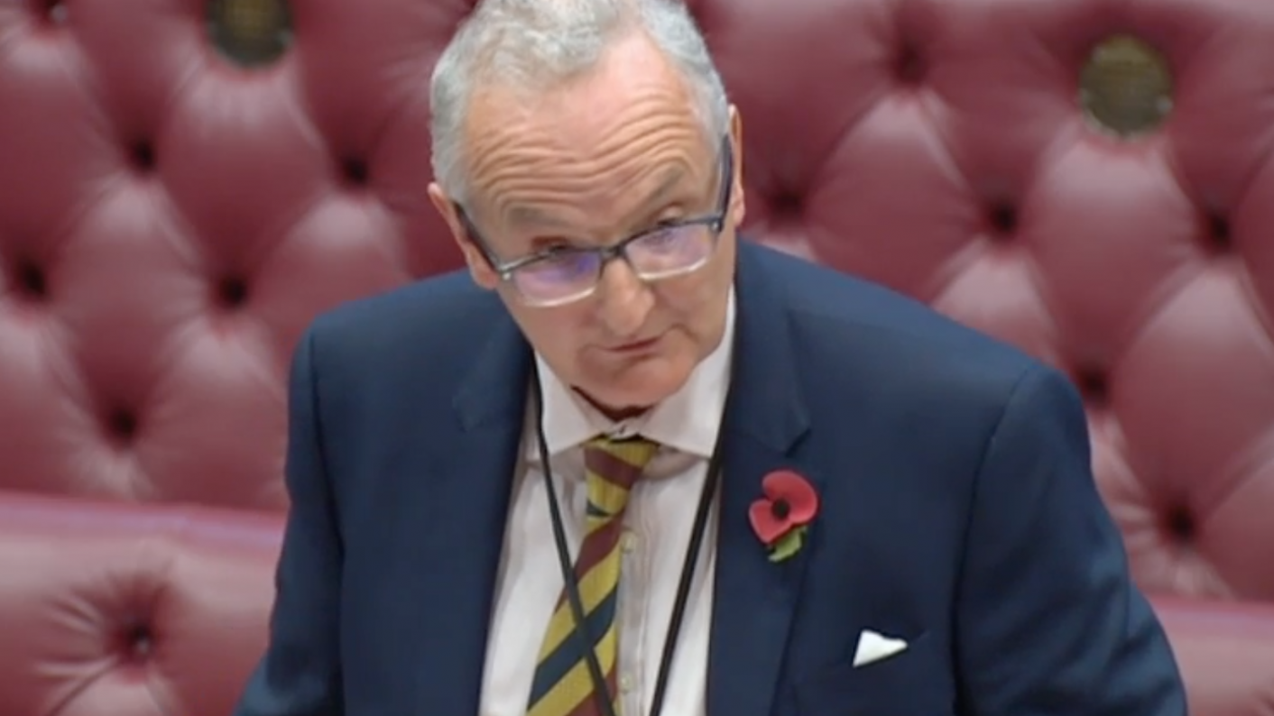 Lord Agnew has said that the government is going to be giving rapid feedback on how well academy trusts are performing financially