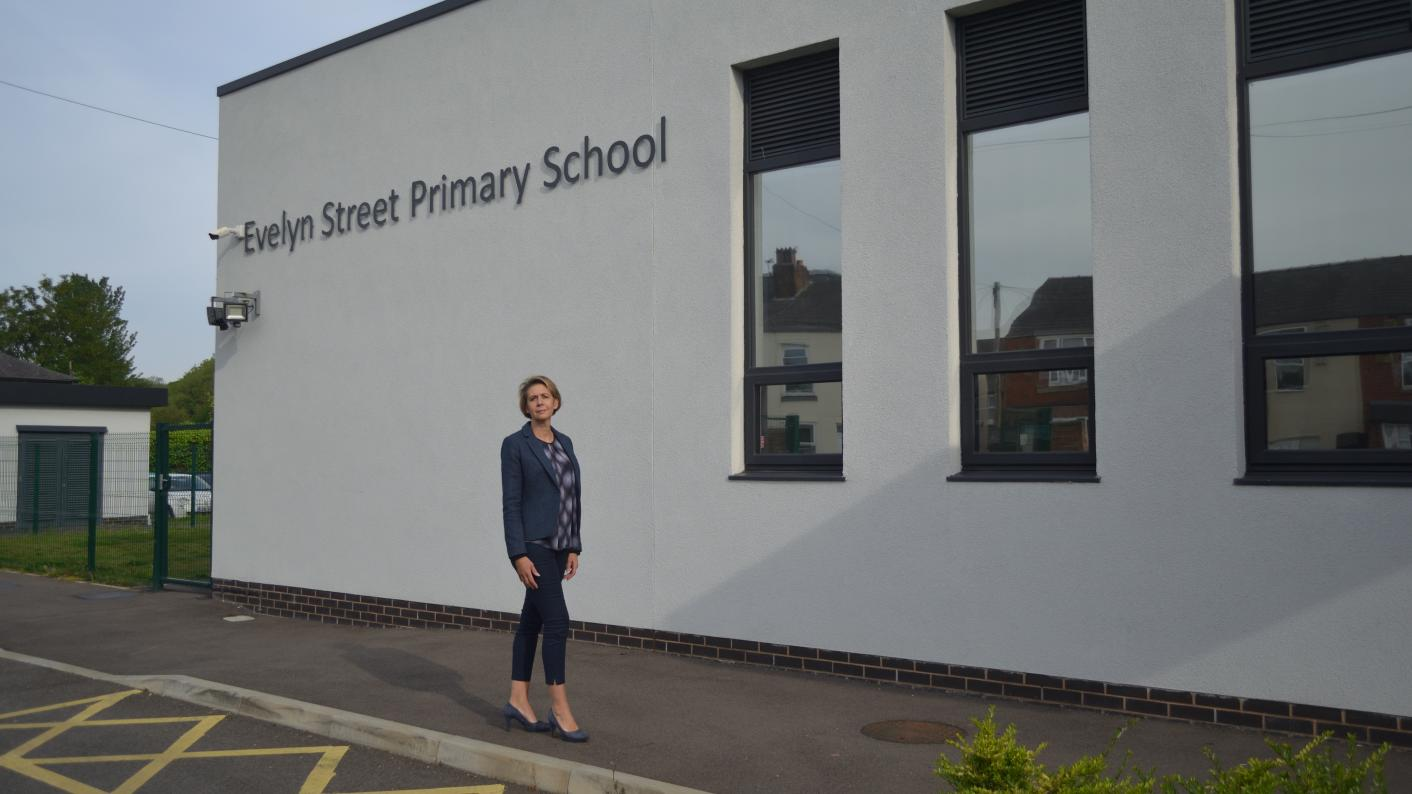 Louise Smith CEO at Warrington Primary Academy Trust (WPAT)