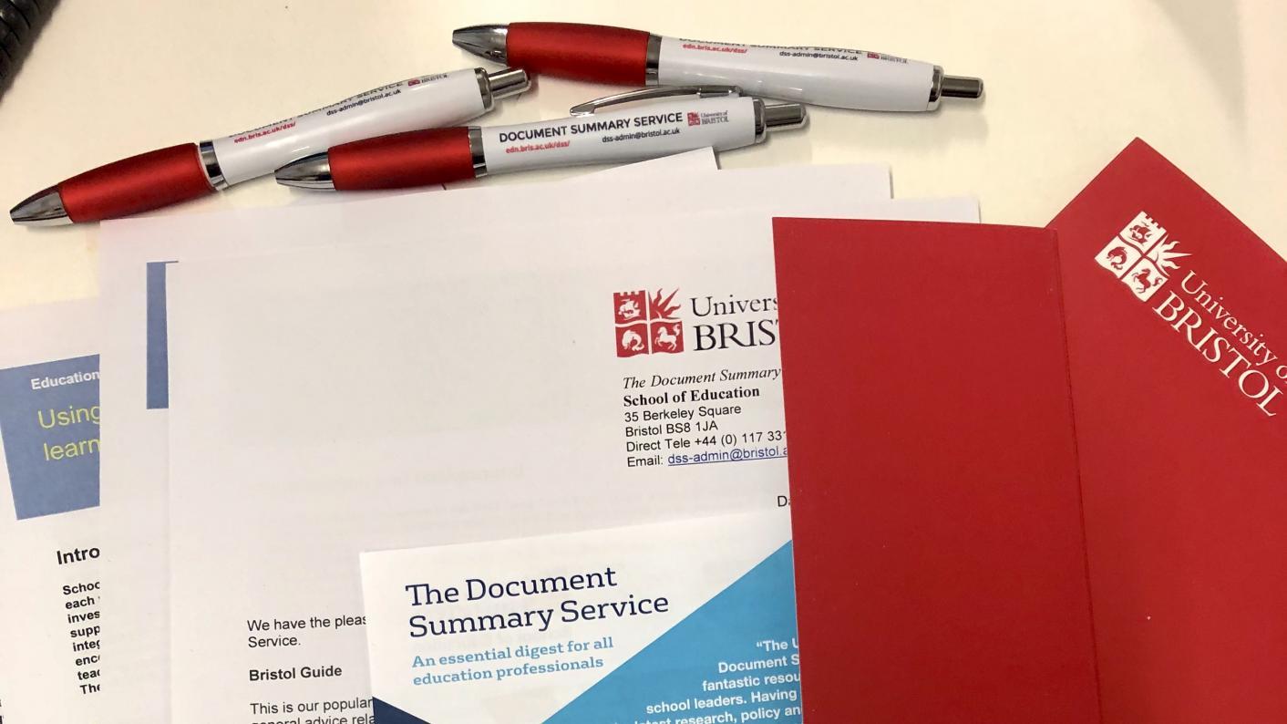 Document summary service