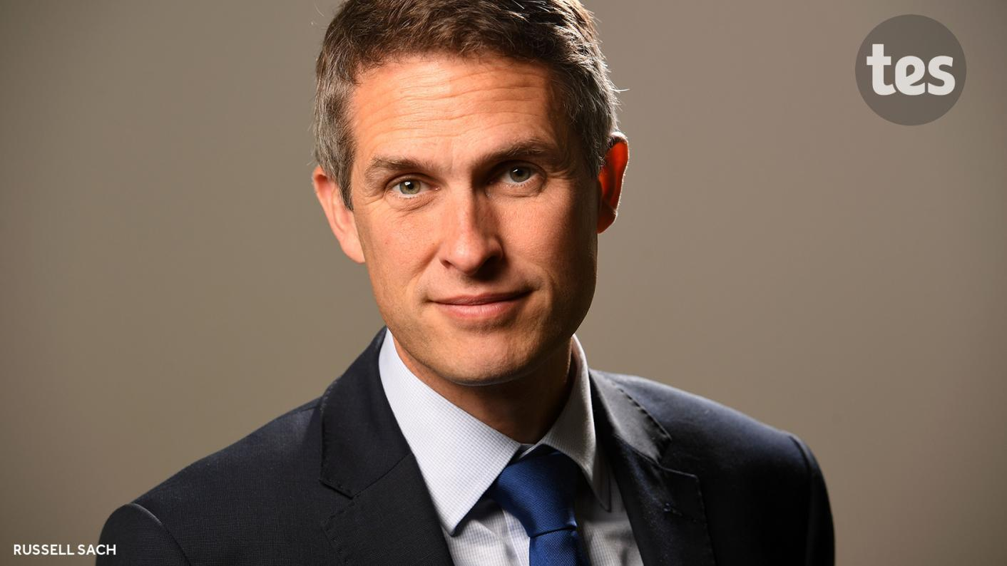 Gavin Williamson has written to FE leaders, thanking them for their hard work