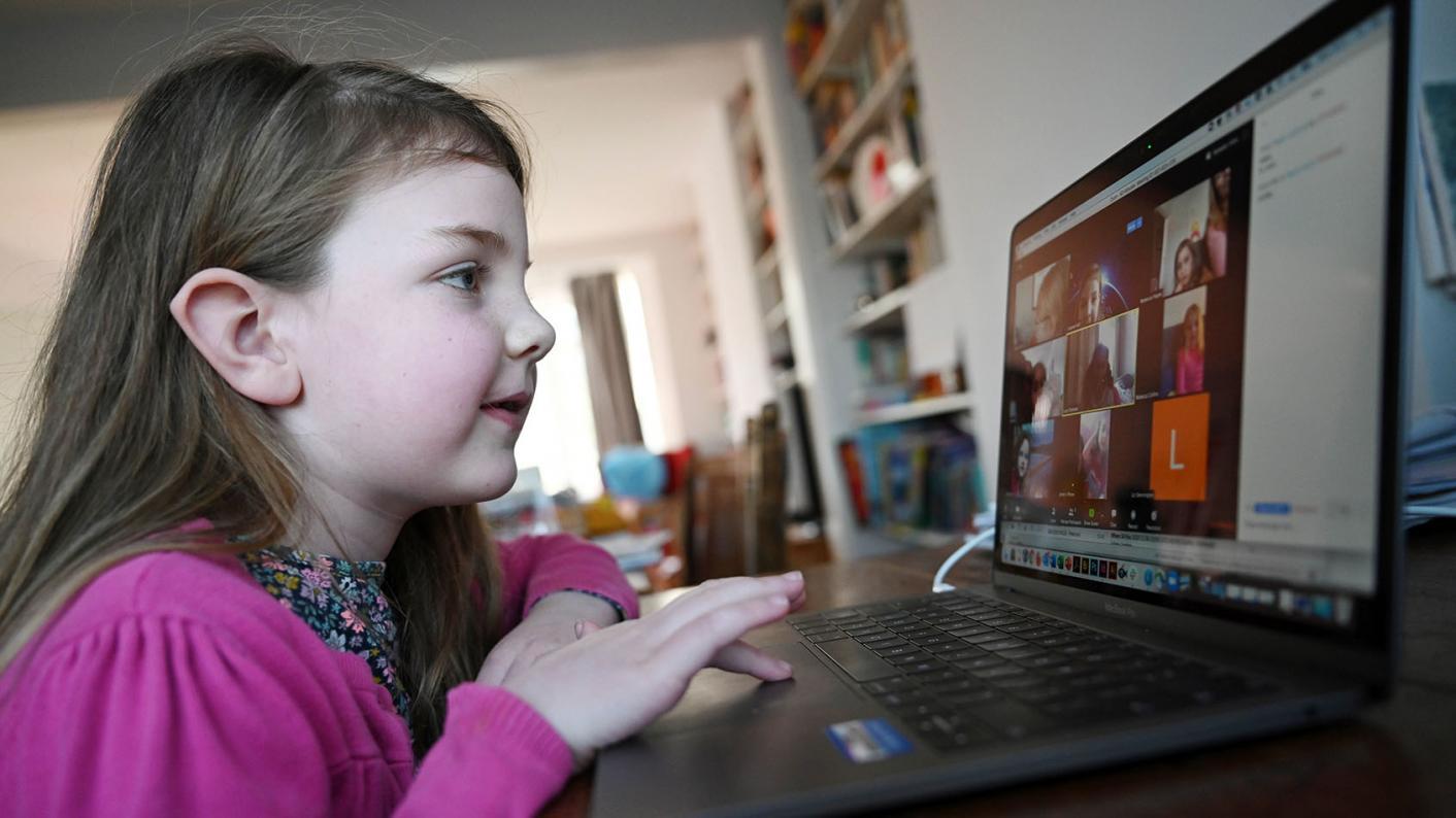 Coronavirus: How to teach primary school pupils remotely