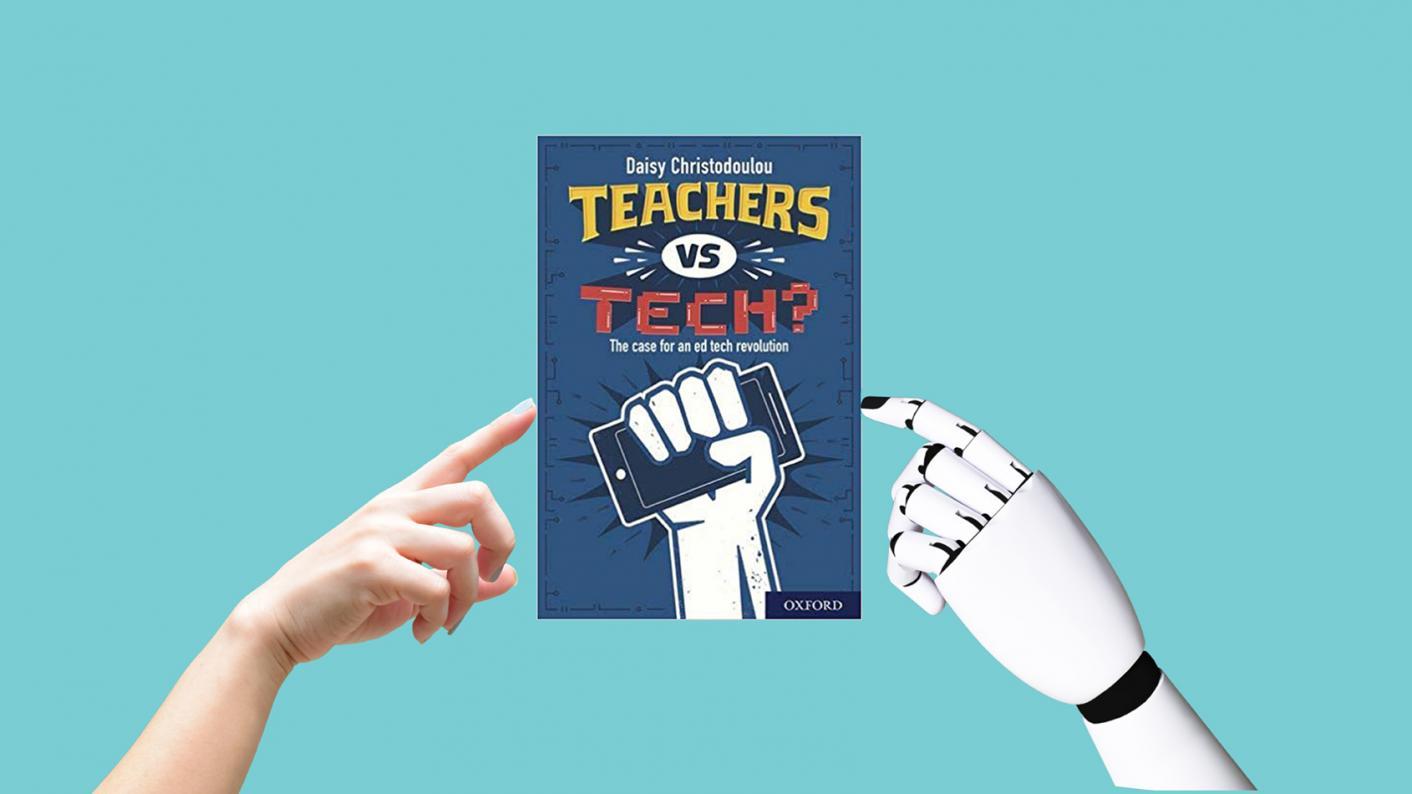 Teachers vs Tech front cover