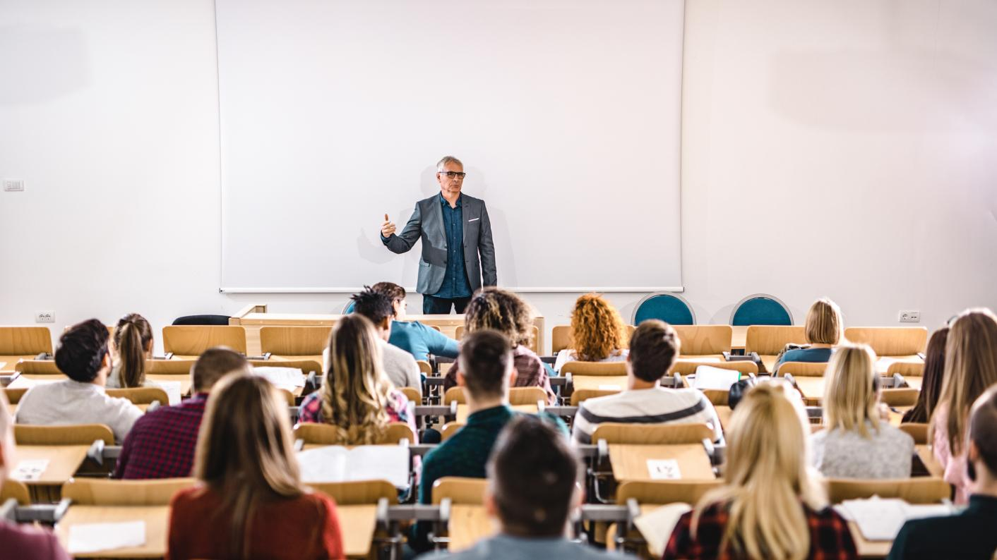 Teaching adult learners makes a real difference - but it does not mean there are no challenges