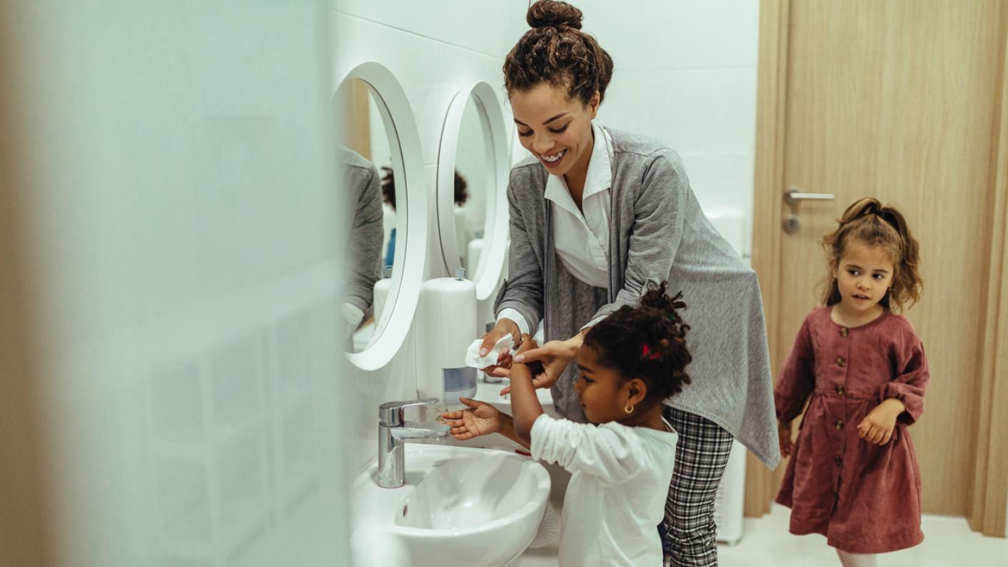 coronavirus handwashing