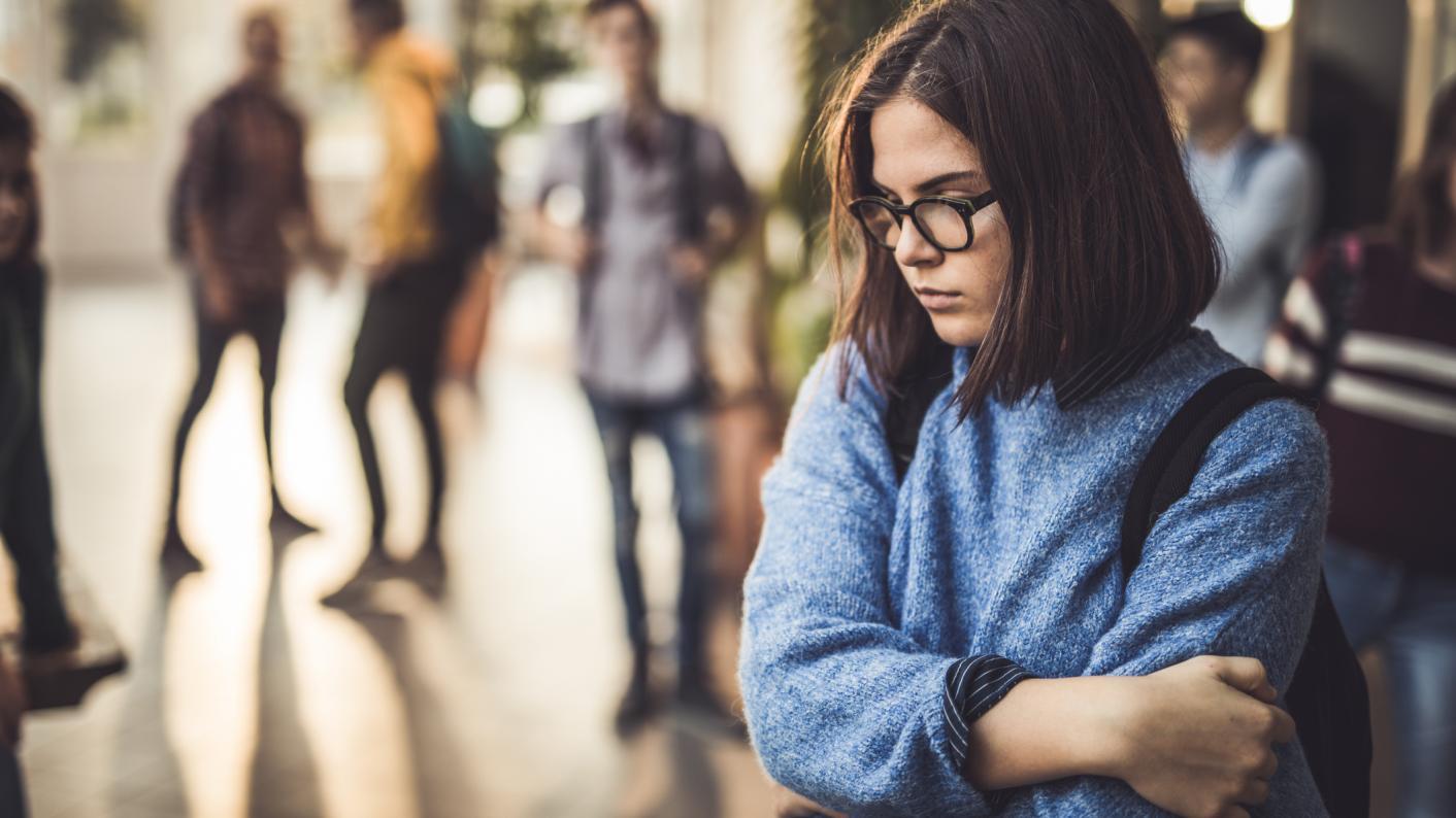 Cornavirus: 'Just like that, I had left school'