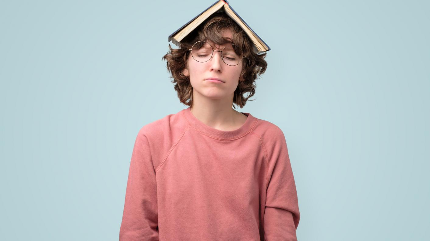 'The list of pupils' favourite books was depressing'