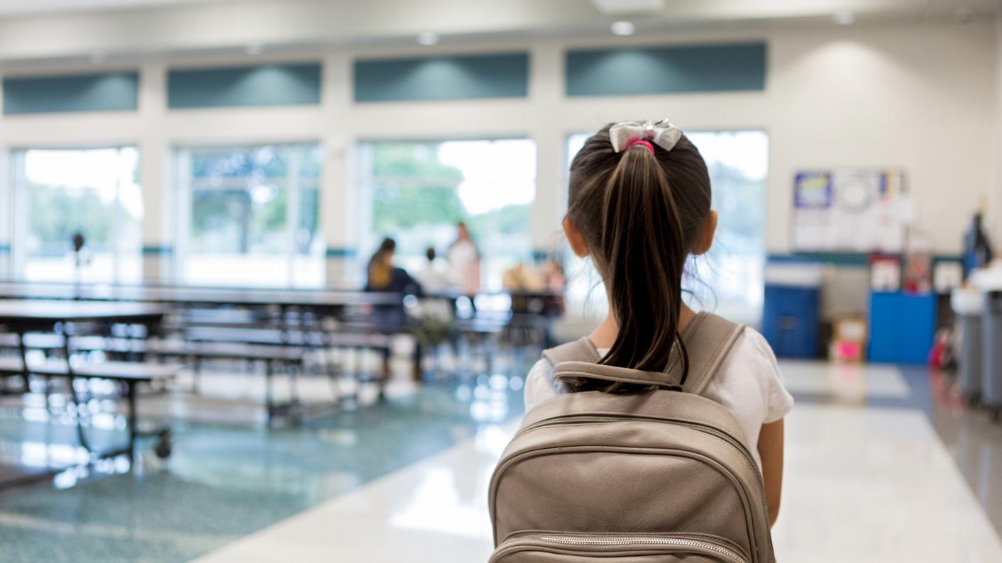 Coronavirus: Attendance falling at Scottish schools