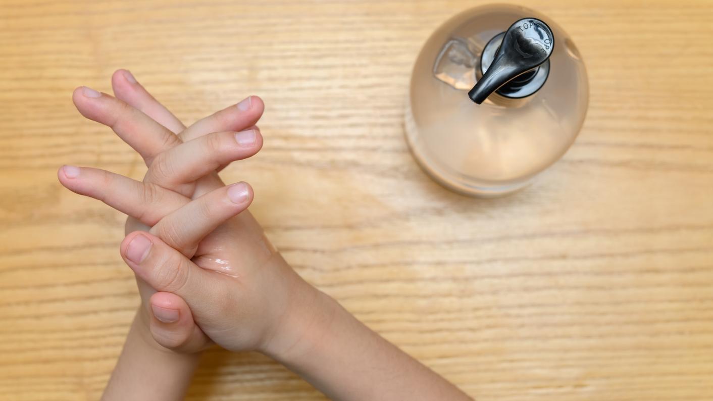 Coronavirus: An unusual solution has been found to schools' hand sanitiser shortages