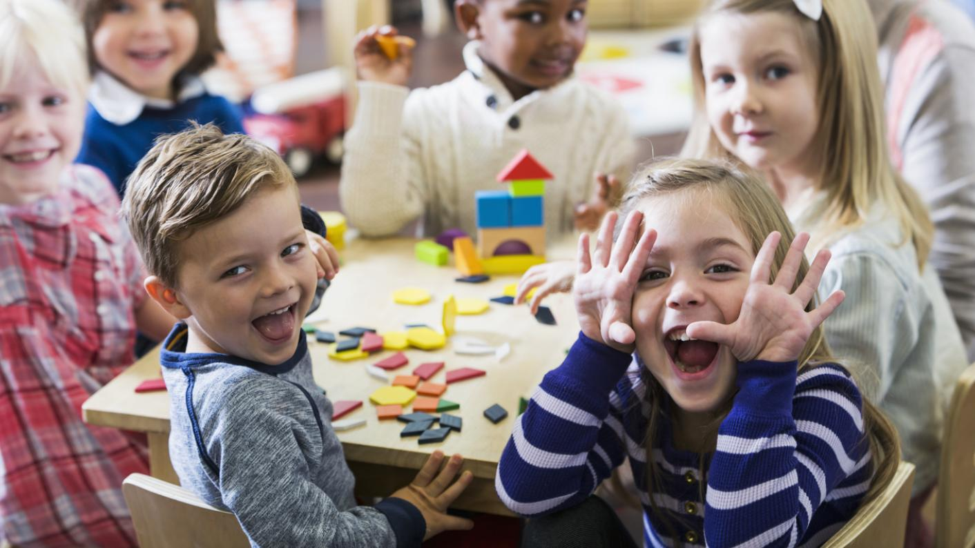 Will doubling time in pre-school improve outcomes?