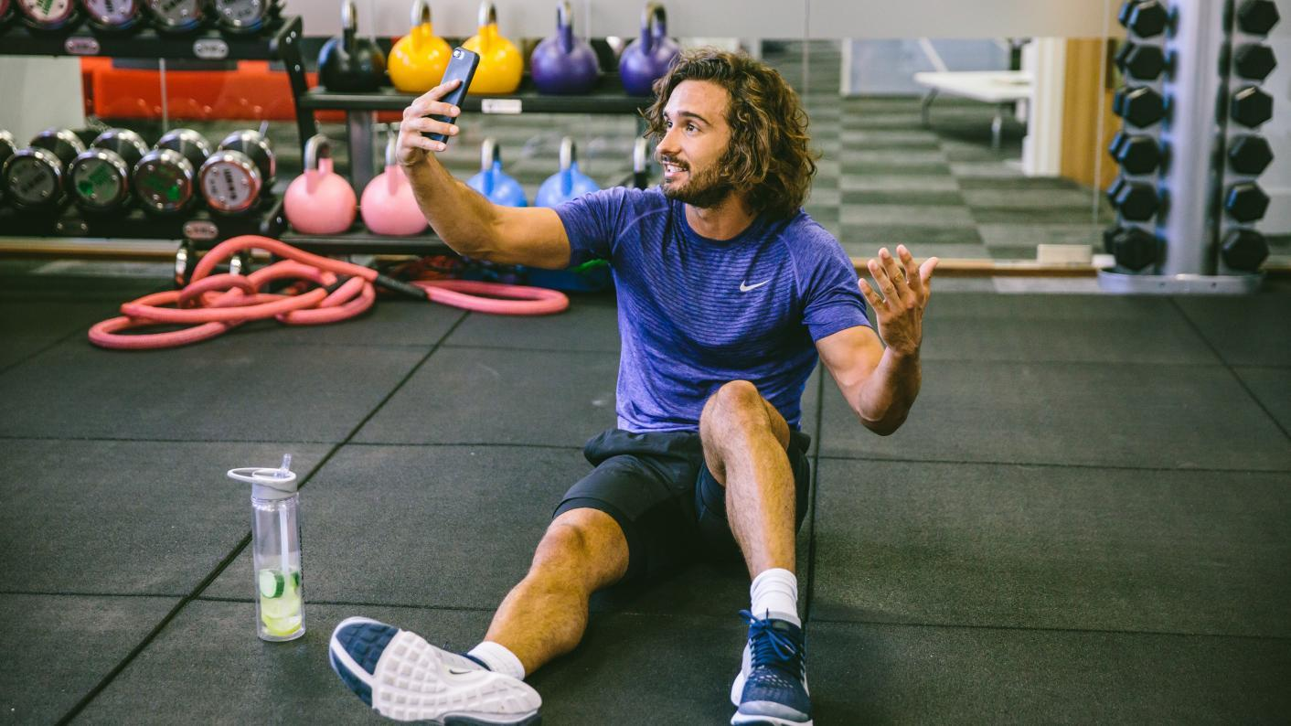 Joe Wicks, a.k.a. The Body Coach, is running daily fitness sessions