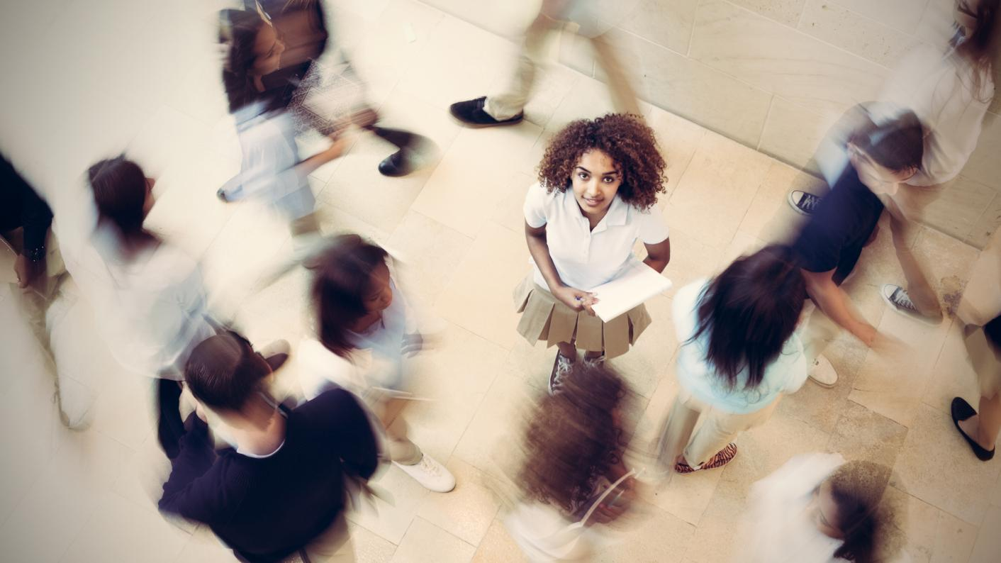 Crowded schools: The number of secondary school students is set to increase by 500,000, new Department for Education research shows