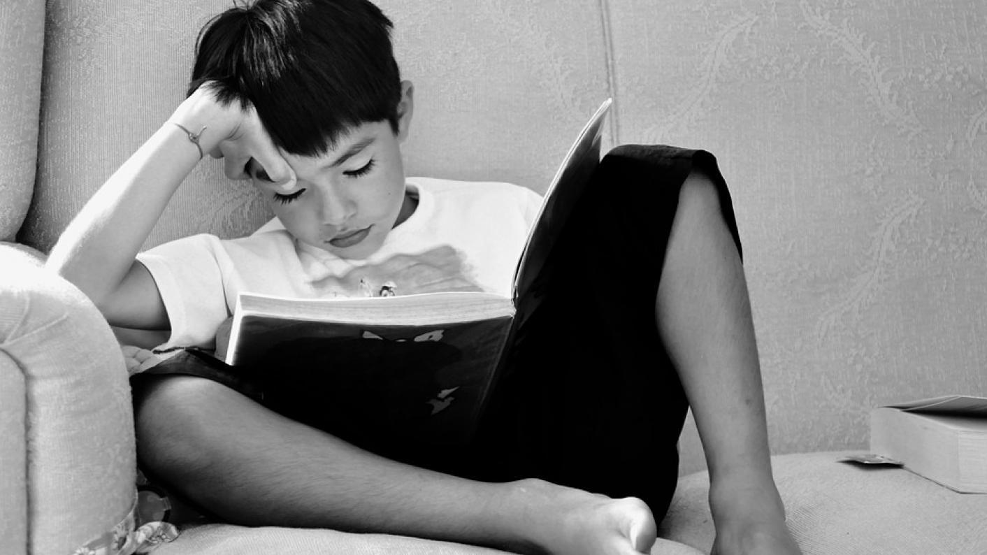Coronavirus school closures: How to help students' literacy at home