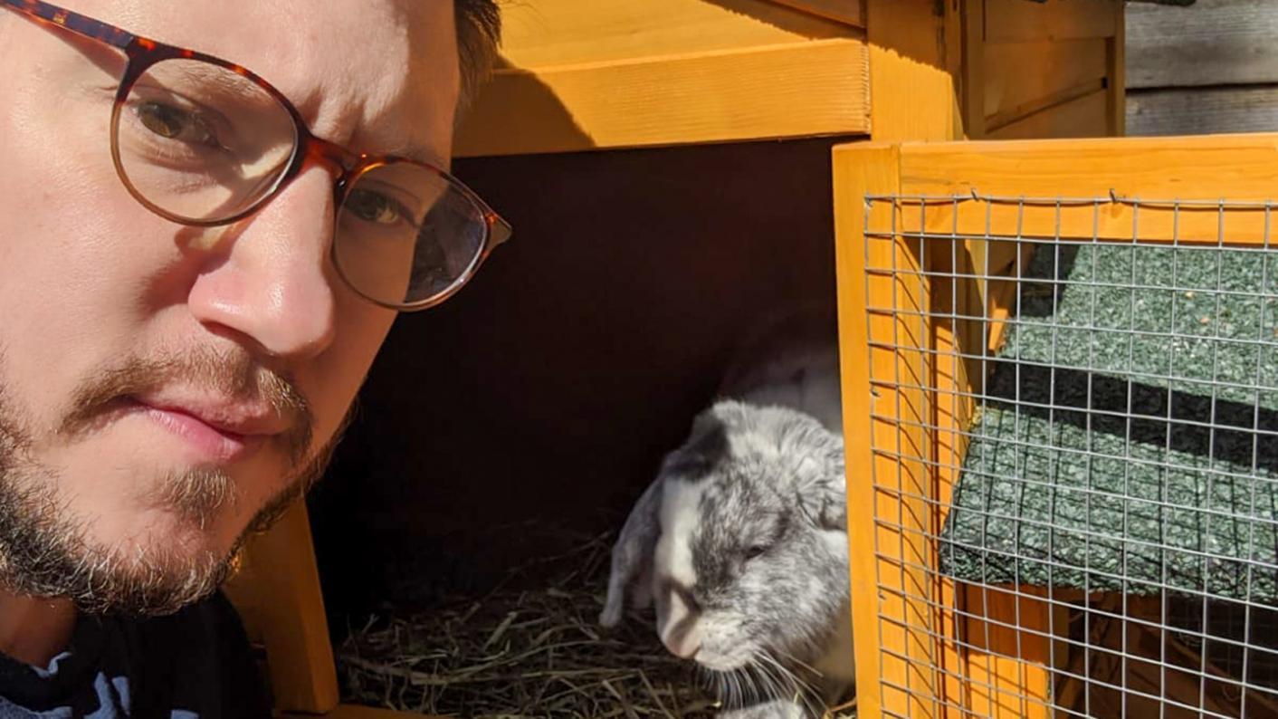 Coronavirus: I'm in solitary self-isolation with the school rabbit, says headteacher