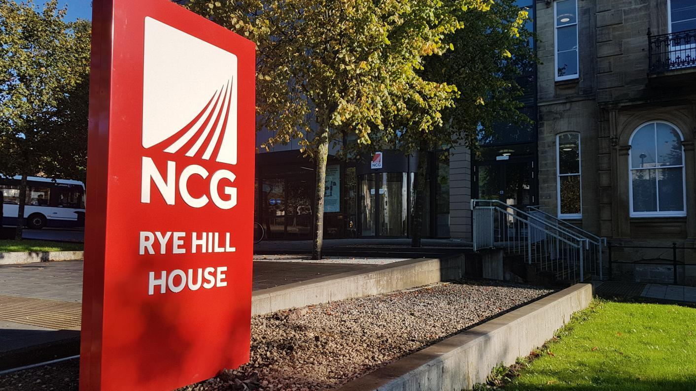 NCG has placed its two training providers into liquidation