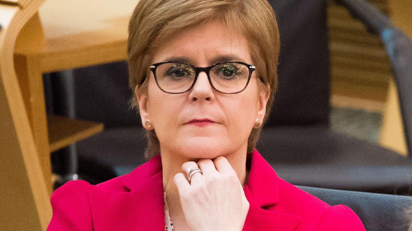 Sturgeon reveals plans to ease coronavirus lockdown