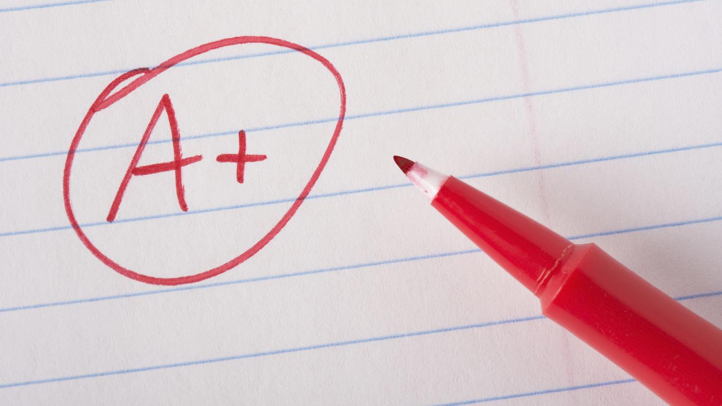 Exam grades: What happens if you give an A* student a B grade?