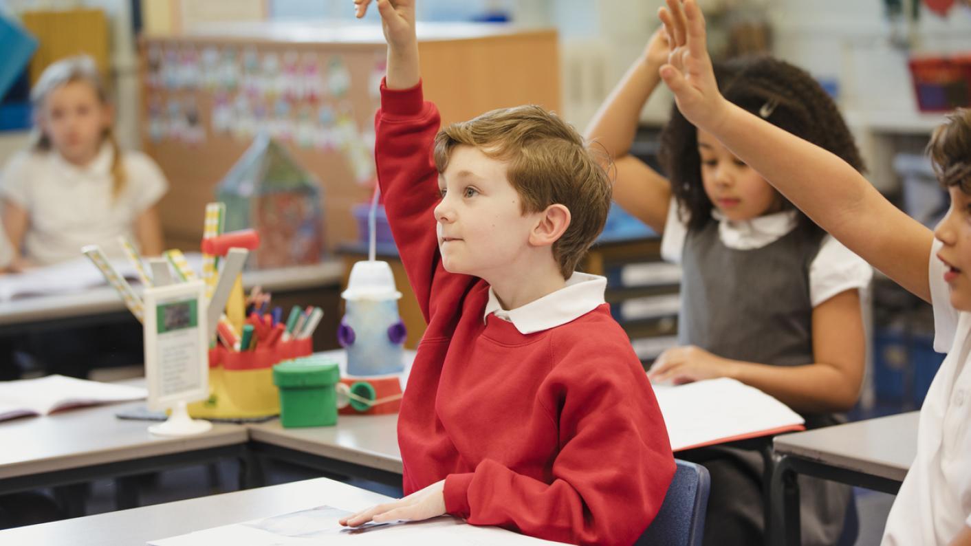 Coronavirus: Around 61 per cent of schools are open - for just 1 per cent of pupils, DfE data shows