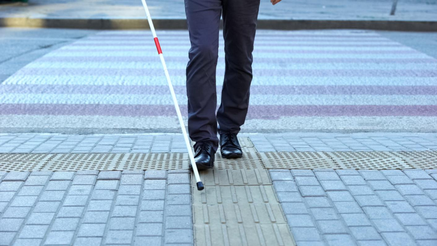 How to teach the blind and partially sighted remotely
