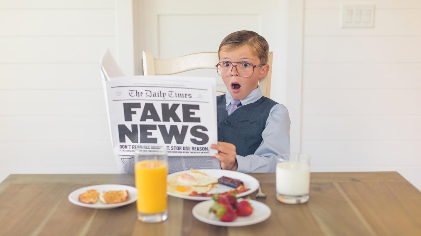 Fake news: We need to teach students to identify false information online, says Professor Daniel Willingham