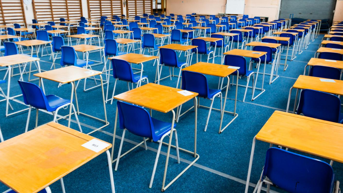 Coronavirus: Students in Year 10 and below will get calculated GCSE grades this year, Ofqual confirms
