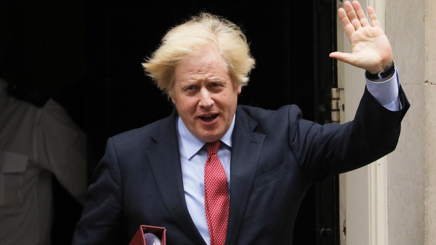 Boris Johnson 2m rule