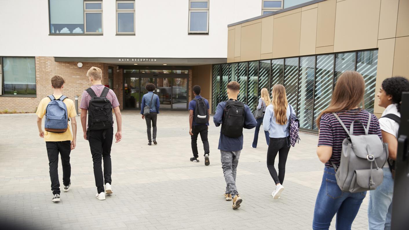 secondary school opening