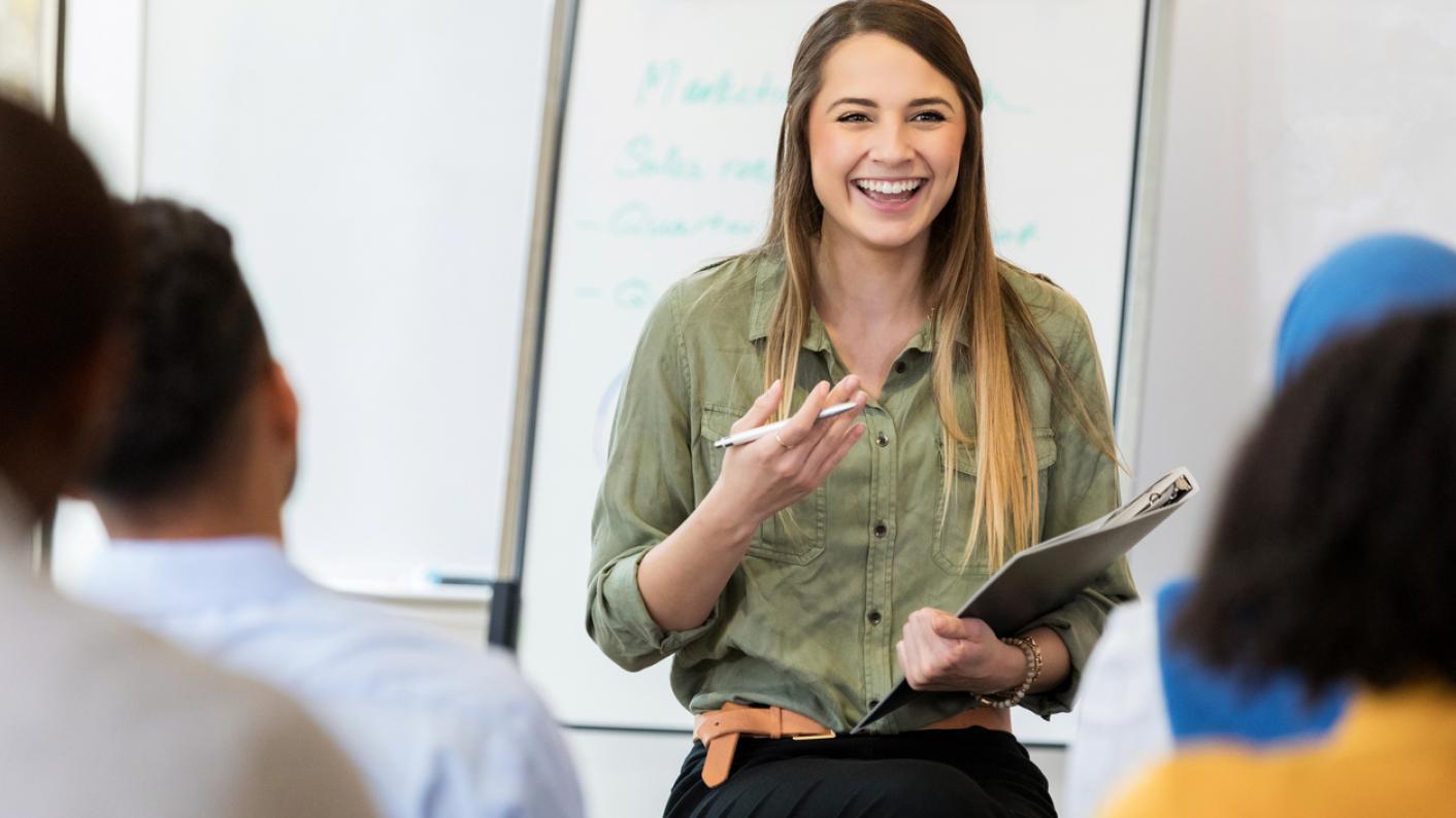 Teacher training applications have increased, despite the coronavirus crisis