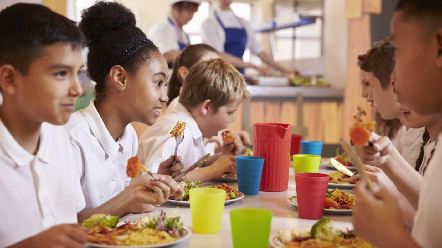 Coronavirus: The free school meals voucher scheme should be extended over the summer, says former education secretary Justine Greening