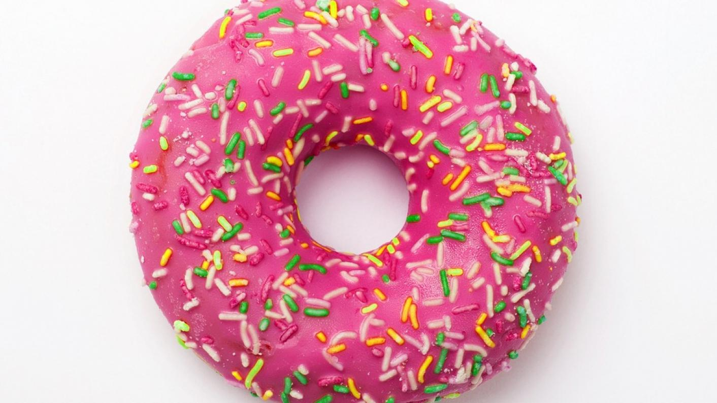 Covid: Why giving doughnuts to teachers and school staff is a powerful moment of joy, gratitude and togetherness