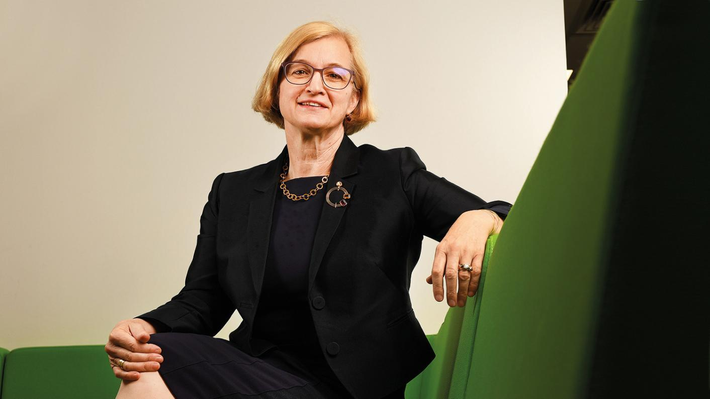 Coronavirus: Schools are being creative over class sizes, says Ofsted chief Amanda Spielman