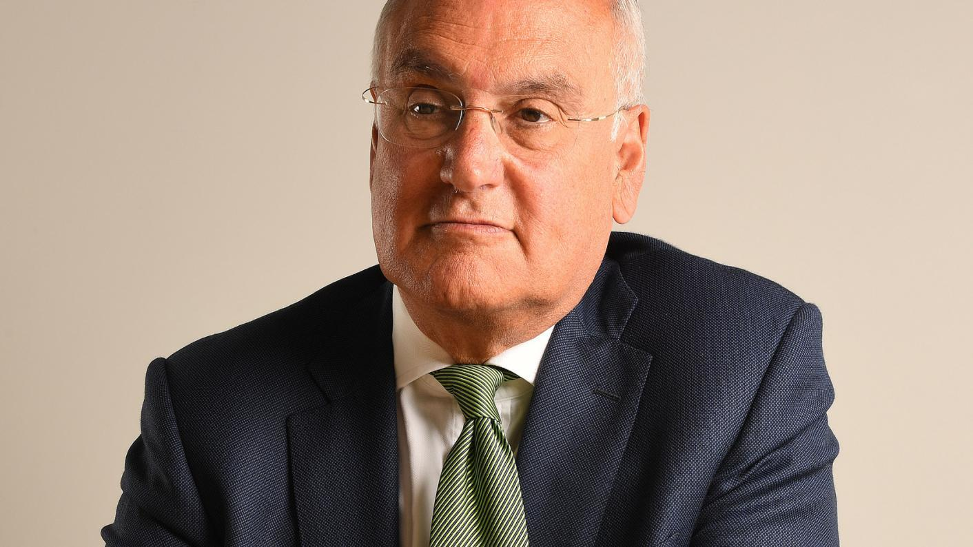 Coronavirus: Former Ofsted chief Sir Michael Wilshaw explains how he returned to teaching to help out in the crisis