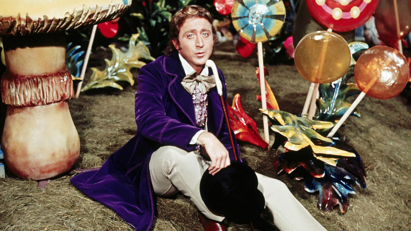 Willy Wonka: a world of education metaphors