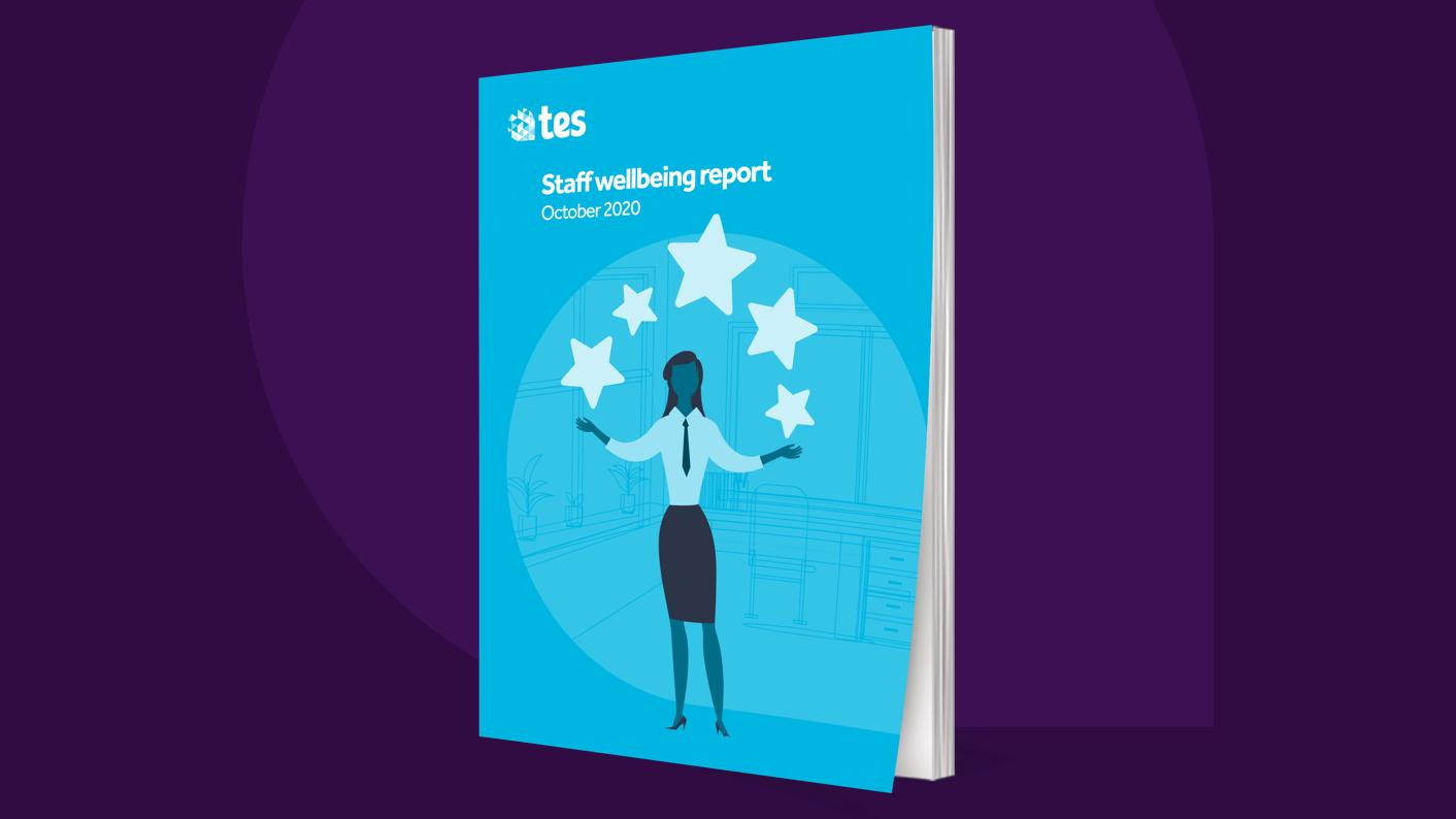 Staff wellbeing report October 2020