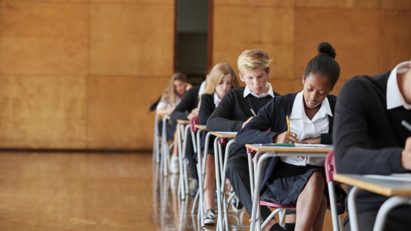 GCSE and A levels: The government has not ruled out using centre-assessed grades in 2021
